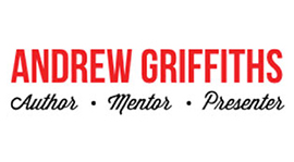 Andrew Griffiths is an author, mentor and presenter