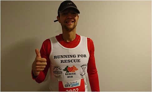 Running for rescue - Rescue Hub - City to Surf