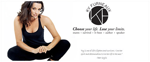 Ky Ferneuux - Choose your life. Lose your limits.