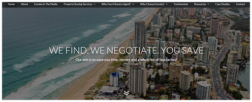 We Find. We negotiate. You save.